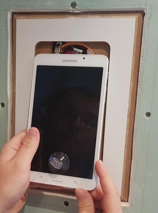 samsung tablet als werbegeschenk